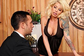 Brooke's Heavenly Tits