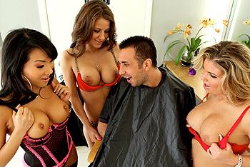 Asa's Titty Hair Salon