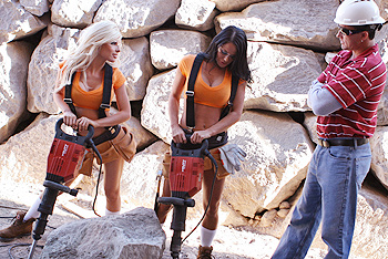 Wo-Men At Work