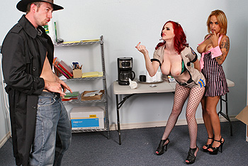 Who said you're out of luck on Halloween.