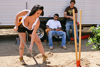City Beautification Tits!